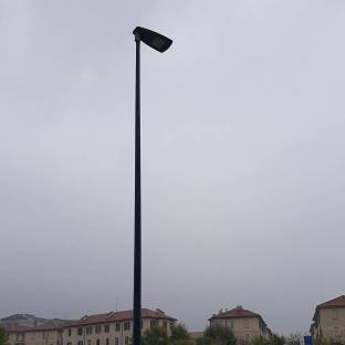 Torino piove