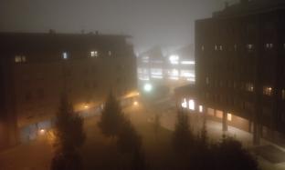 Prima nebbia autunnale