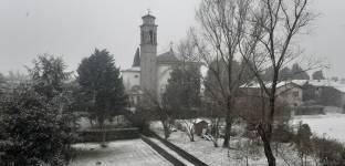 Nevicata d'autunno