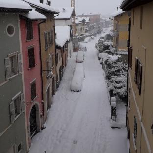 Nevicata a
