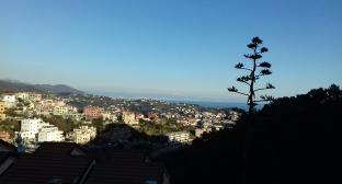 Panorama dal poggio del sole
