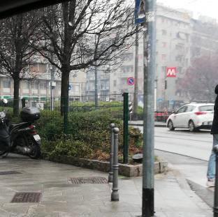 Posteggio taxi