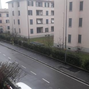 Ancora oggi pomeriggio piove