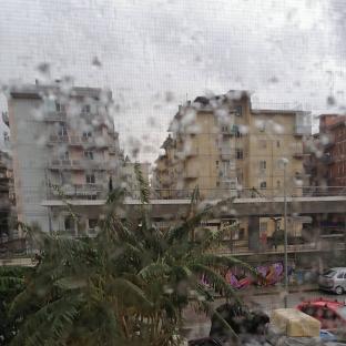 Pioveeeeeee