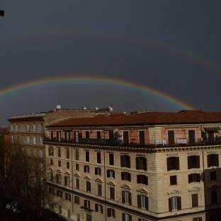 Fotosegnalazione di Roma monte verde
