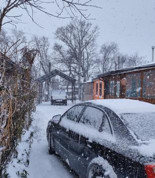 Altra neve a lavangone con -3c
