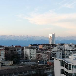 Sunset Torino