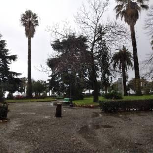 La spezia i giardini lungomare