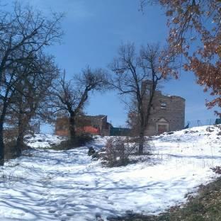 L'ultima neve di primavera forse