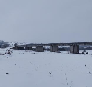 Altra neve a contrada lavangone
