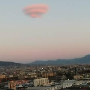 Nuvole o ufo