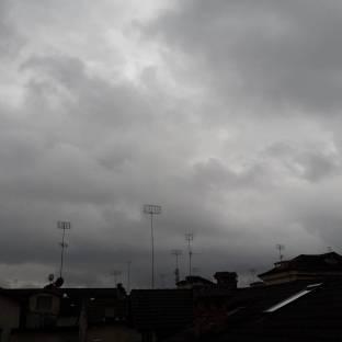Il cielo di Cuneo