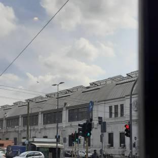 Fotosegnalazione di Milano centrale