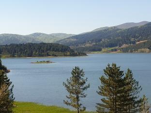 Lago arvo by gianluca congi