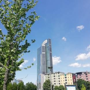 Fotosegnalazione di Milano porta garibaldi