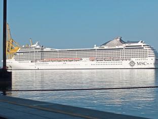 Ship cruises