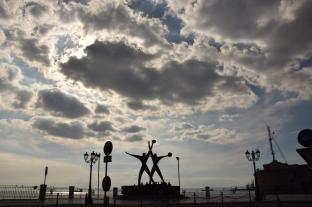Nuvole su i nostri marinai