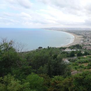 Panorama salve