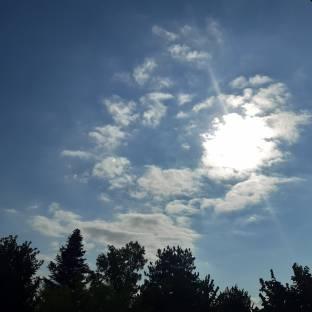 Il cielo su campoluci