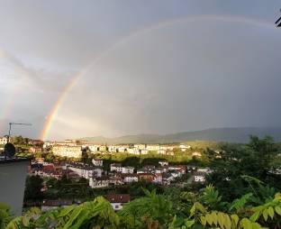 L'arcobaleno dopo la burrasca