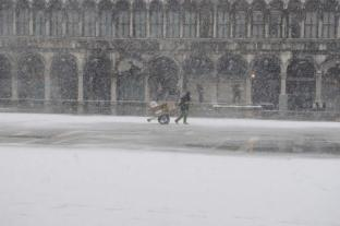 Meteo Venezia: lunedì neve, poi discreto