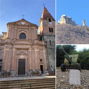 Chiesa s.giovanni vincenzo sacra monumento ai caduti