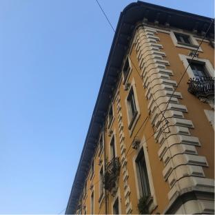 Fotosegnalazione di Milano porta venezia