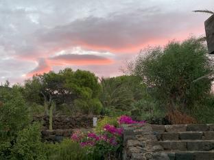 Alba in contrada penna - pantelleria