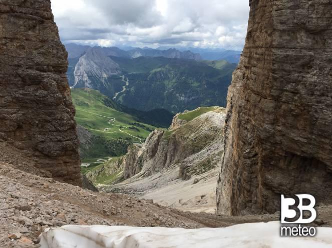 Terrazza Delle Dolomiti - Foto Gallery « 3B Meteo