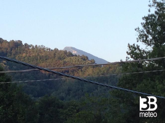 Monte Bronzone - Foto Gallery « 3B Meteo