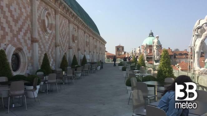 Terrazza Della Basilica Palladiana - Foto Gallery « 3B Meteo