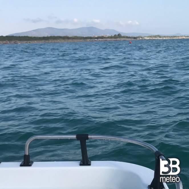 Velature nel cielo di marina di grosseto foto gallery - Bagno sardegna marina di pisa ...