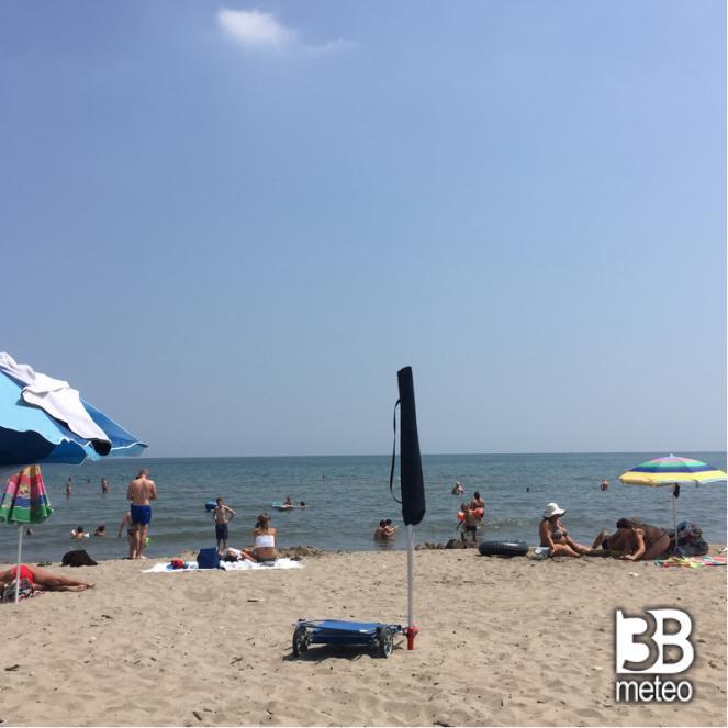 Sabato In Spiaggia Foto Gallery 3b Meteo
