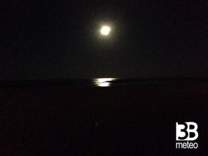 Luna Sul Mare Foto Gallery 3b Meteo