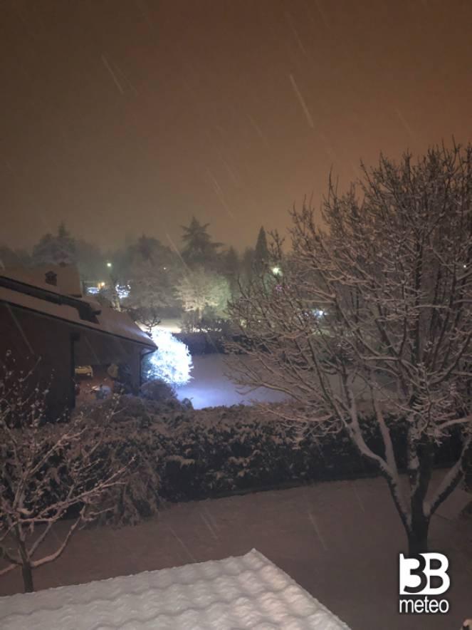 Neve castelletto di serravalle