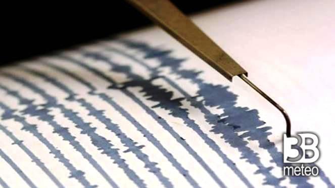 TERREMOTO SICILIA, scossa di magnitudo 3.4 a Scillato, tutti i dettagli