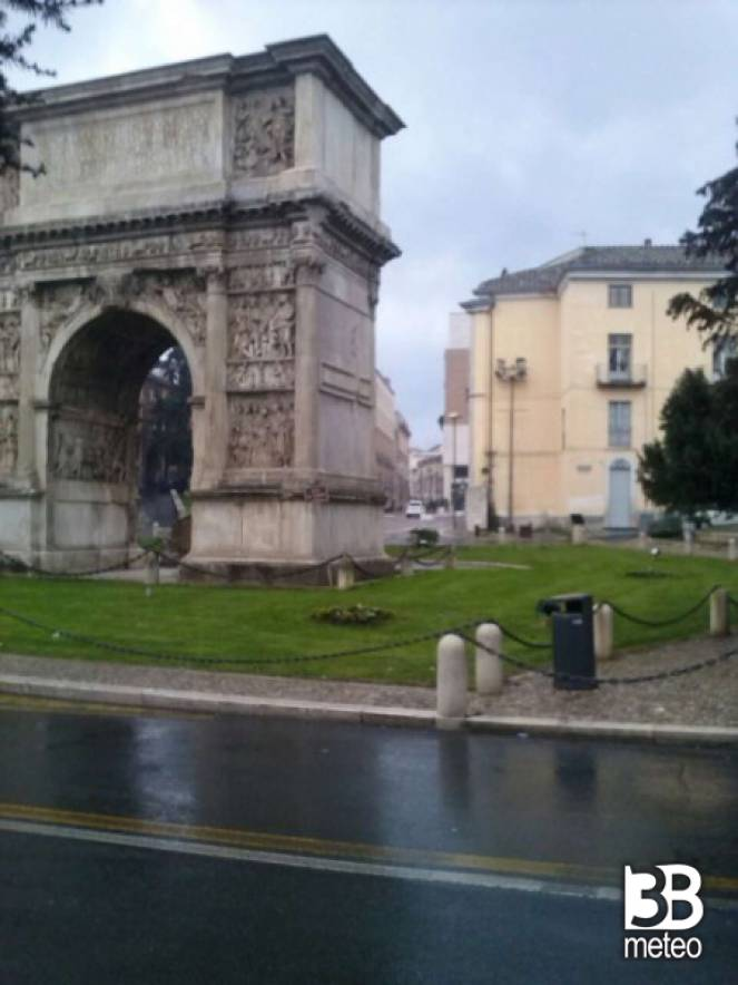 Meteo Benevento