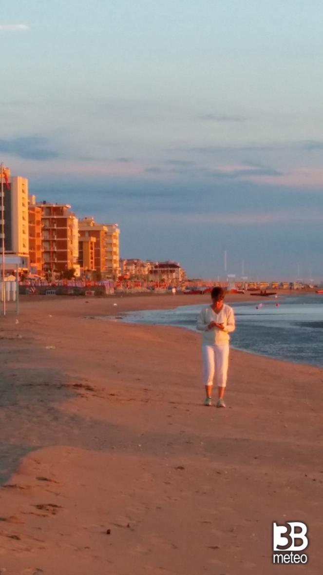 Spiaggia All Alba Foto Gallery 3b Meteo