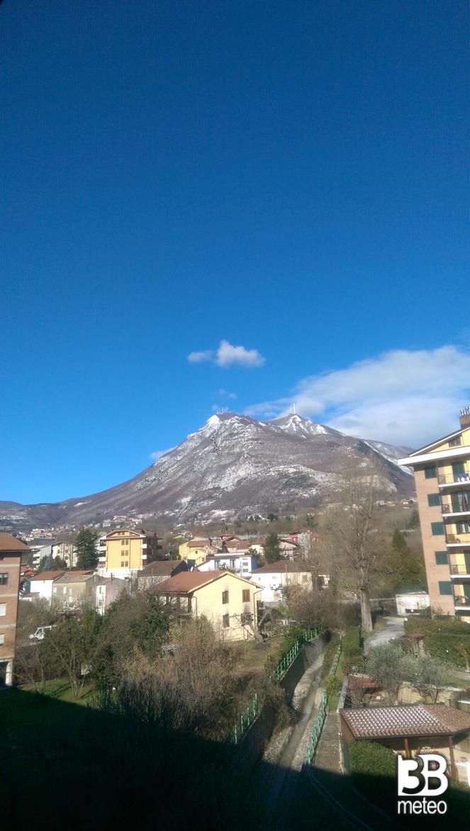 Meteo Avellino