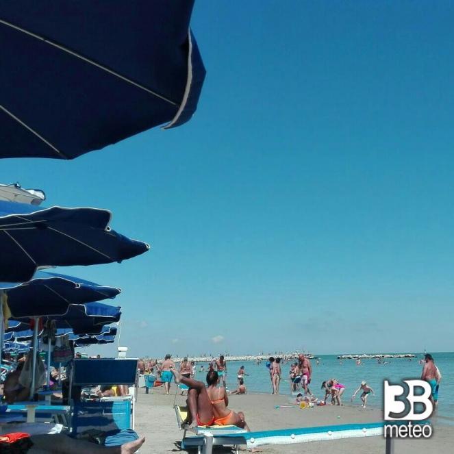 Fotosegnalazione Di Bellaria Igea Marina Foto Gallery 3b Meteo