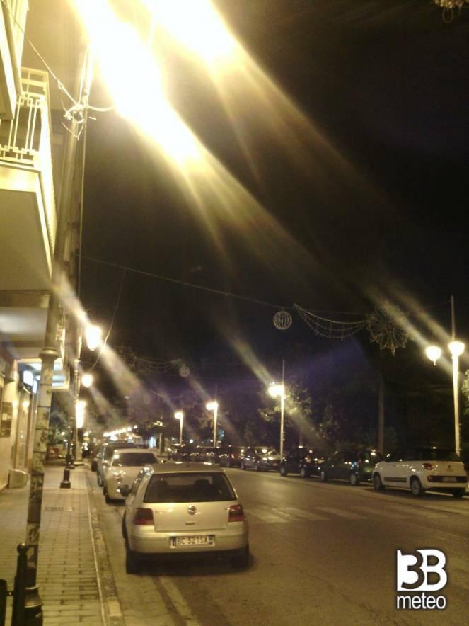 Nocera superiore di notte foto gallery 3b meteo for Sud arredi nocera superiore