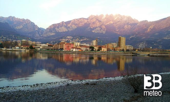 Lecco panorama