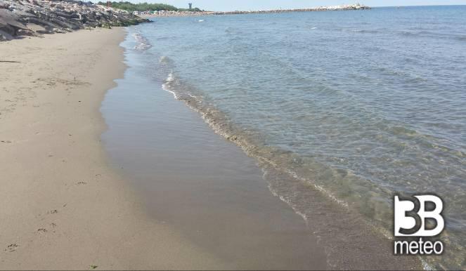 Spiaggia Rosolina Mare Nord Foto Gallery 3b Meteo