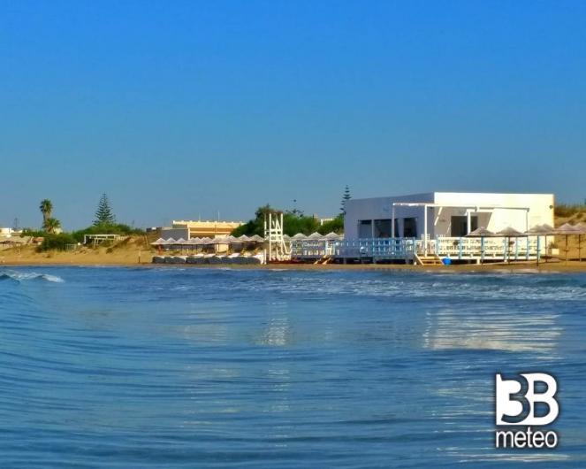 Spiaggia Granelli - Foto Gallery « 3B Meteo
