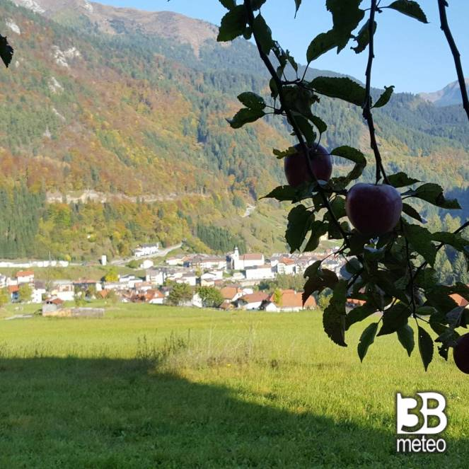 Paese autunno