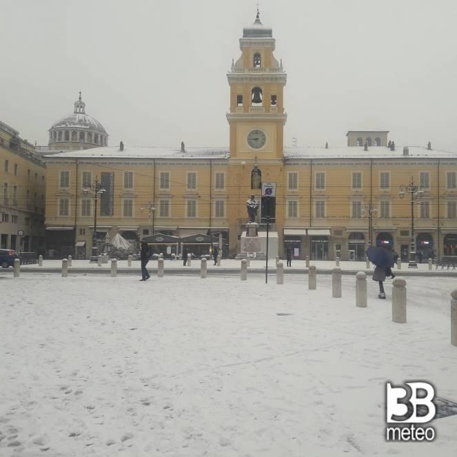 Fotosegnalazione di Parma