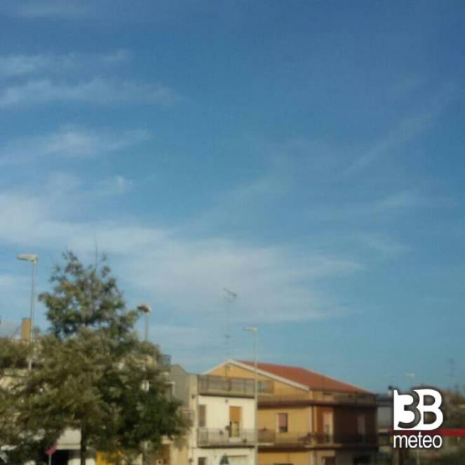 Fotosegnalazione Di Canicattini Bagni - Foto Gallery « 3B Meteo