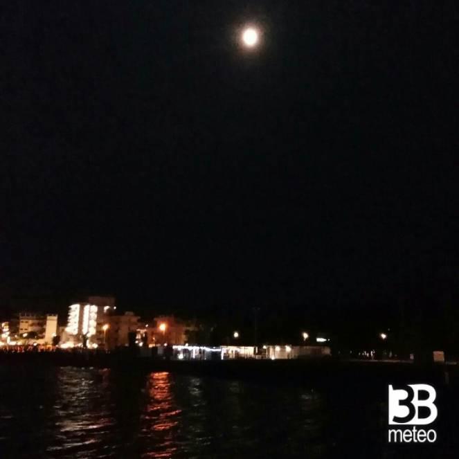 Spiaggia Porto Canale Bellaria Igea Marina Foto Gallery 3b Meteo