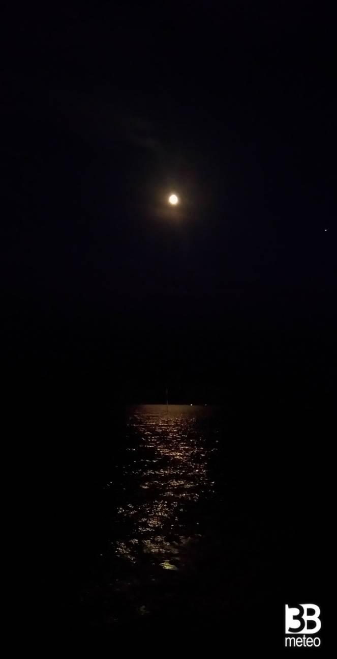 Il Mare La Luna E Marte Foto Gallery 3b Meteo