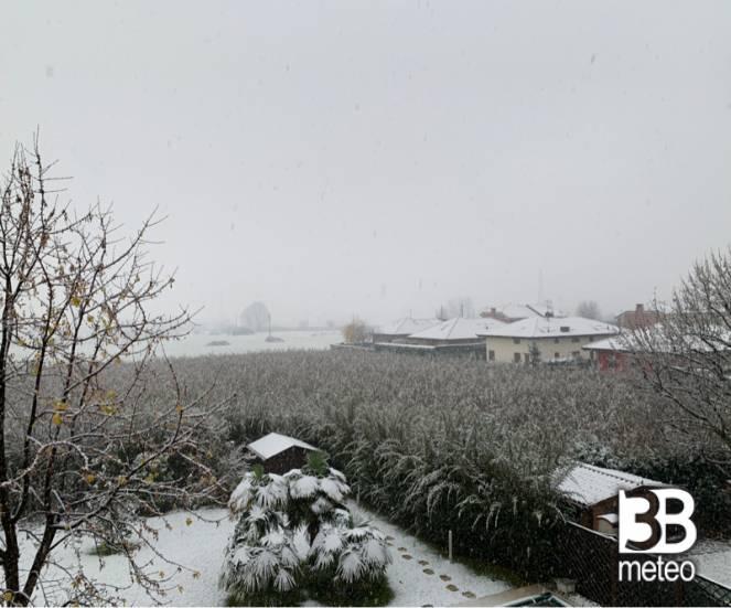 Previsioni meteorologiche dal 13 al 16 dicembre